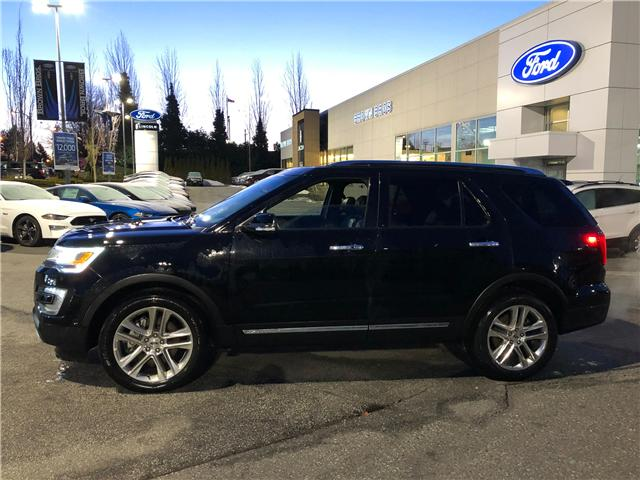 2017 Ford Explorer Limited (Stk: OP1952) in Vancouver - Image 2 of 23