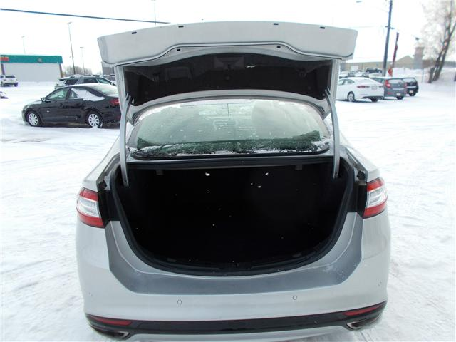 2015 Ford Fusion SE (Stk: B1898) in Prince Albert - Image 20 of 23