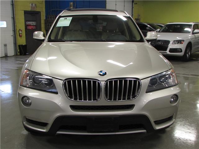 2011 BMW X3 xDrive35i (Stk: C5398) in North York - Image 2 of 17