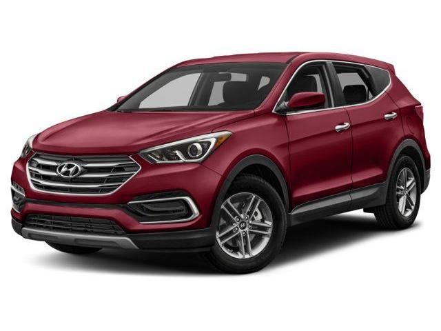 2018 Hyundai Santa Fe Sport  (Stk: P0879) in Edmonton - Image 1 of 9