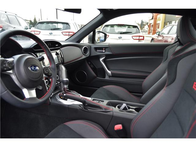 2018 Subaru BRZ Sport-tech (Stk: S3801) in St.Catharines - Image 8 of 22