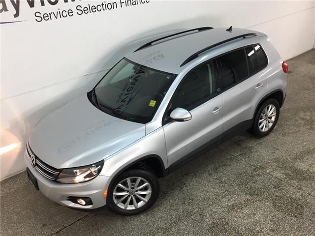 2017 Volkswagen Tiguan Wolfsburg Edition (Stk: 34432W) in Belleville - Image 2 of 29