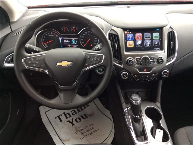 2018 Chevrolet Cruze LT Auto (Stk: 190107) in North Bay - Image 12 of 20