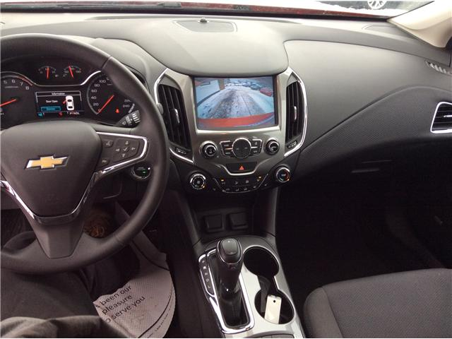 2018 Chevrolet Cruze LT Auto (Stk: 190107) in North Bay - Image 13 of 20