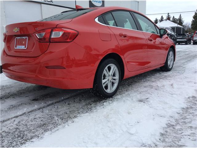 2018 Chevrolet Cruze LT Auto (Stk: 190107) in North Bay - Image 3 of 20