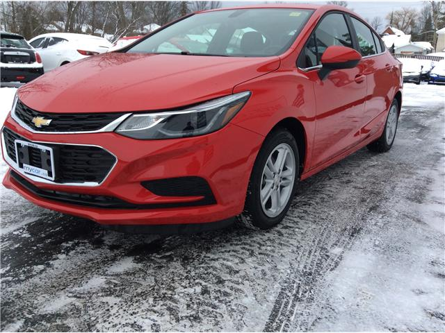 2018 Chevrolet Cruze LT Auto (Stk: 190107) in North Bay - Image 6 of 20