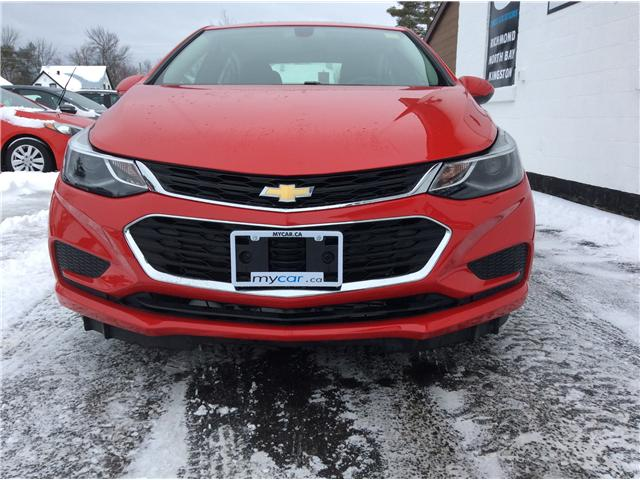 2018 Chevrolet Cruze LT Auto (Stk: 190107) in North Bay - Image 7 of 20
