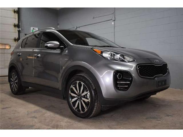 2017 Kia Sportage EX - BACKUP CAM * HEATED SEATS * TOUCH SCREEN (Stk: B3251) in Cornwall - Image 2 of 30