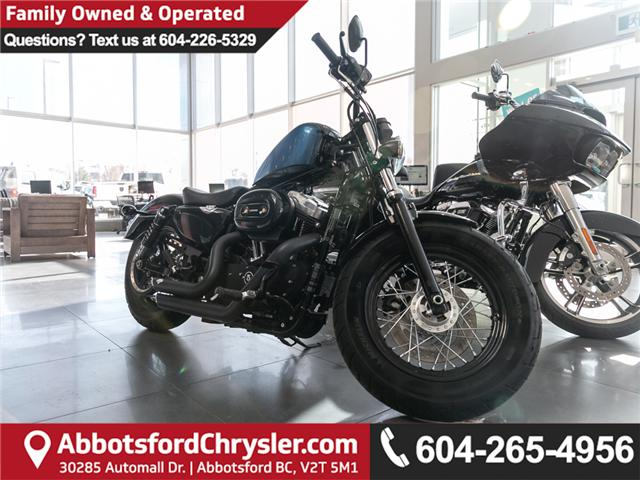 2013 Harley-Davidson SPORTSTER FORTY EIGHT XL1200X (Stk: J320193C) in Abbotsford - Image 1 of 17