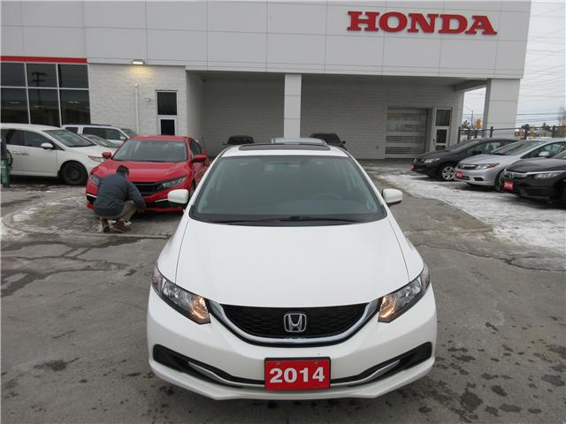 2014 Honda Civic EX (Stk: VA3370) in Ottawa - Image 2 of 11