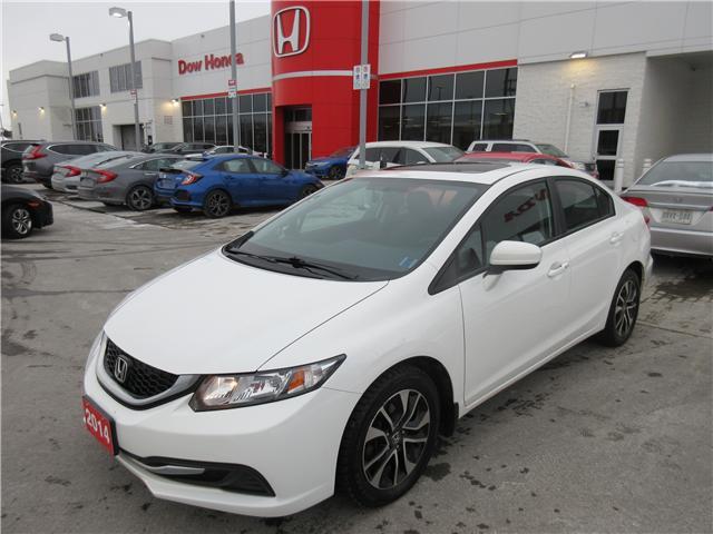 2014 Honda Civic EX (Stk: VA3370) in Ottawa - Image 1 of 11