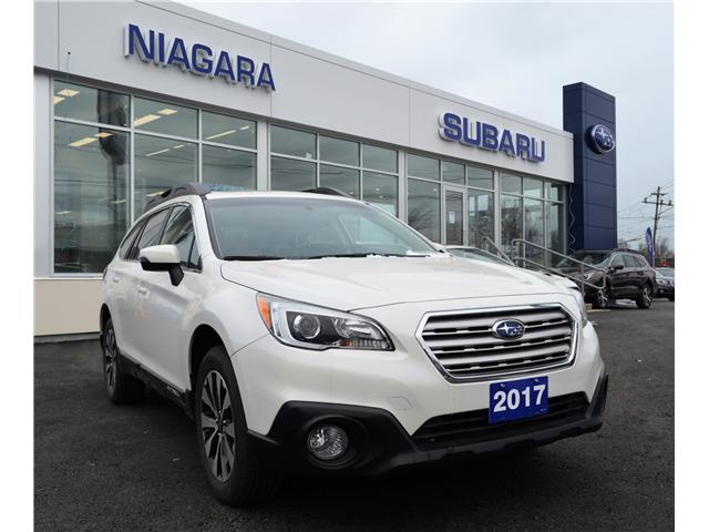 2017 Subaru Outback 2.5i Limited (Stk: Z1446) in St.Catharines - Image 1 of 20