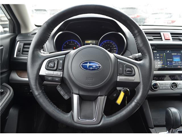 2017 Subaru Outback 2.5i Limited (Stk: Z1446) in St.Catharines - Image 8 of 20