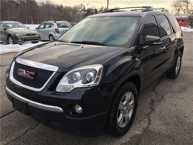 2010 GMC Acadia SLE (Stk: -) in Toronto - Image 1 of 21