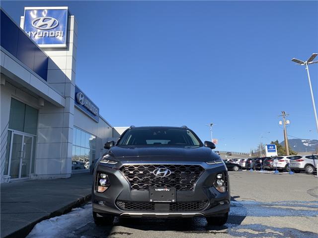2019 Hyundai Santa Fe Ultimate 2.0 (Stk: H97-9175) in Chilliwack - Image 2 of 11