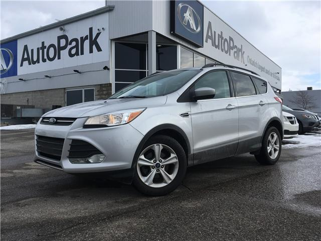 2016 Ford Escape SE (Stk: 16-33335JB) in Barrie - Image 1 of 28