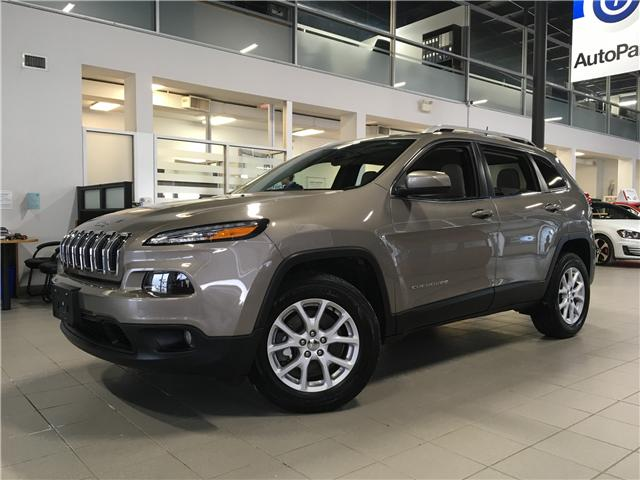2017 Jeep Cherokee North (Stk: 17-51243MB) in Barrie - Image 1 of 25