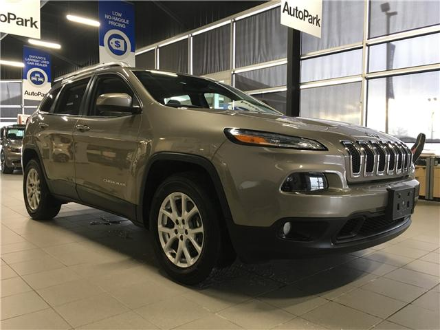 2017 Jeep Cherokee North (Stk: 17-51243MB) in Barrie - Image 3 of 25