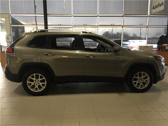2017 Jeep Cherokee North (Stk: 17-51243MB) in Barrie - Image 4 of 25