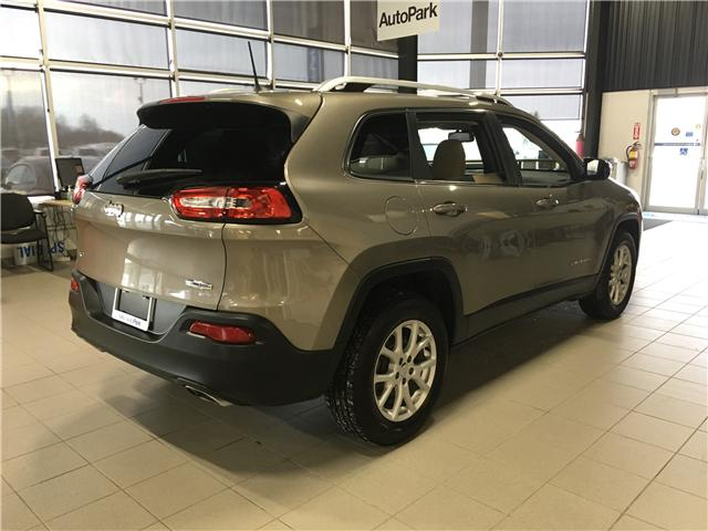 2017 Jeep Cherokee North (Stk: 17-51243MB) in Barrie - Image 5 of 25