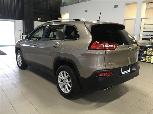 2017 Jeep Cherokee North (Stk: 17-51243MB) in Barrie - Image 7 of 25