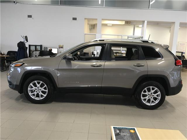 2017 Jeep Cherokee North (Stk: 17-51243MB) in Barrie - Image 8 of 25