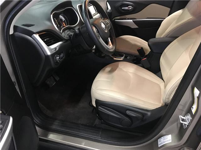 2017 Jeep Cherokee North (Stk: 17-51243MB) in Barrie - Image 13 of 25