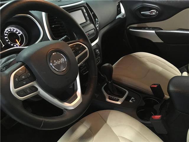2017 Jeep Cherokee North (Stk: 17-51243MB) in Barrie - Image 14 of 25