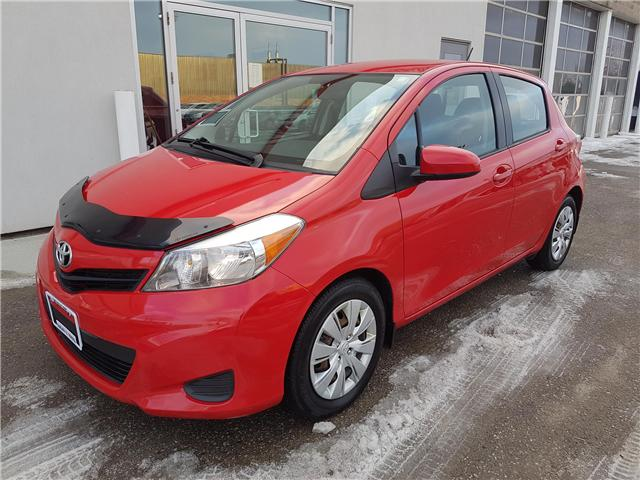2014 Toyota Yaris LE (Stk: A01733) in Guelph - Image 1 of 22