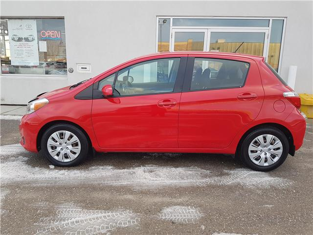 2014 Toyota Yaris LE (Stk: A01733) in Guelph - Image 2 of 22