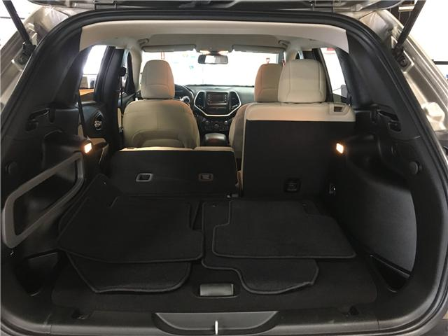 2017 Jeep Cherokee North (Stk: 17-51243MB) in Barrie - Image 17 of 25