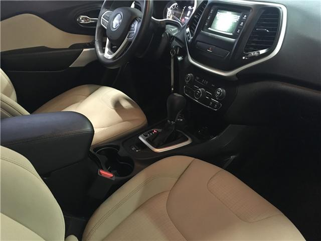 2017 Jeep Cherokee North (Stk: 17-51243MB) in Barrie - Image 19 of 25
