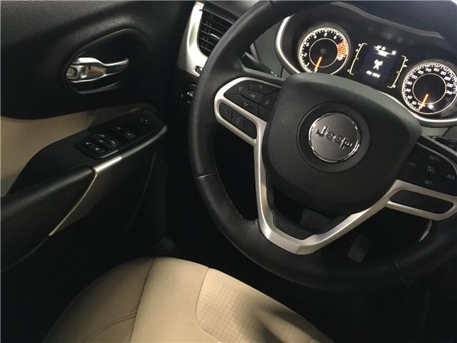 2017 Jeep Cherokee North (Stk: 17-51243MB) in Barrie - Image 21 of 25
