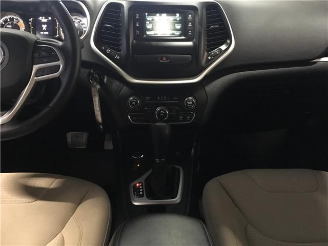 2017 Jeep Cherokee North (Stk: 17-51243MB) in Barrie - Image 23 of 25