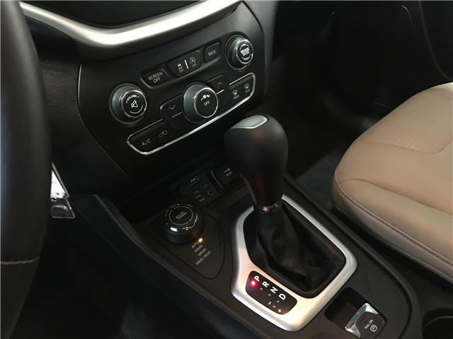 2017 Jeep Cherokee North (Stk: 17-51243MB) in Barrie - Image 24 of 25