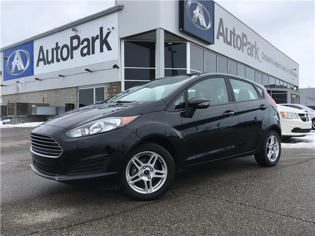 2017 Ford Fiesta SE (Stk: 17-23126MB) in Barrie - Image 1 of 26
