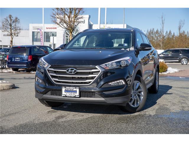 2018 Hyundai Tucson Premium 2.0L (Stk: AH8799) in Abbotsford - Image 2 of 27