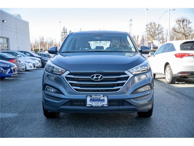 2017 Hyundai Tucson Base (Stk: JF284501A) in Abbotsford - Image 2 of 27