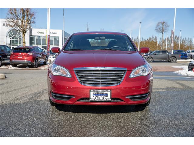 2012 Chrysler 200 LX (Stk: JT772243A) in Abbotsford - Image 2 of 27