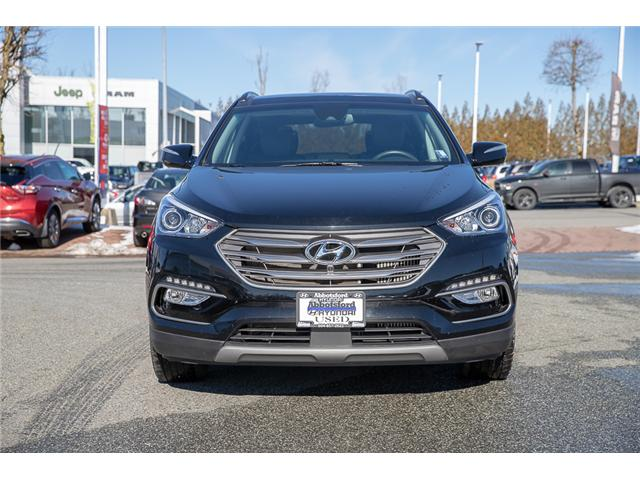 2017 Hyundai Santa Fe Sport 2.0T Ultimate (Stk: KF061065A) in Abbotsford - Image 2 of 28