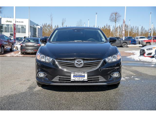 2017 Mazda MAZDA6 GS (Stk: KI126273A) in Abbotsford - Image 2 of 25