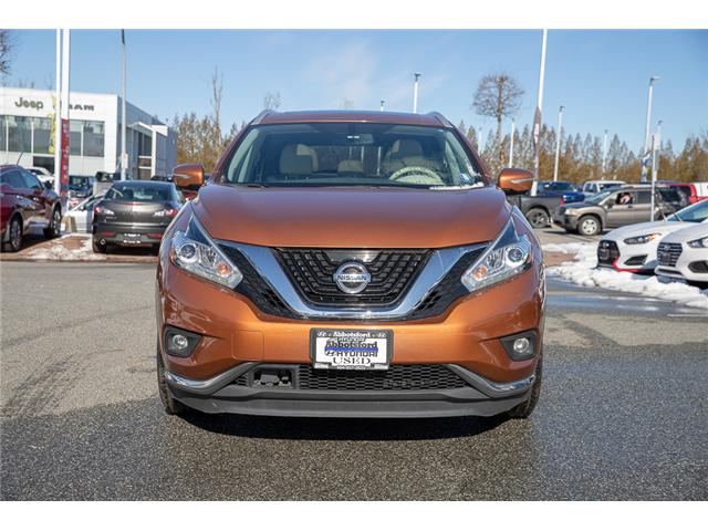 2015 Nissan Murano Platinum (Stk: KK023688A) in Abbotsford - Image 2 of 29