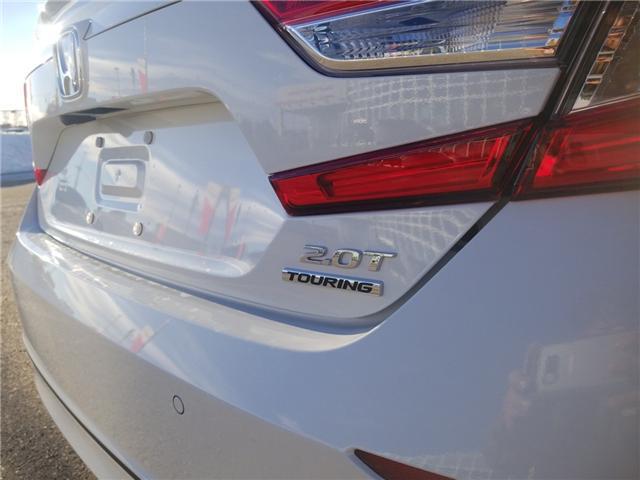 2019 Honda Accord Touring 2.0T (Stk: 2190542) in Calgary - Image 6 of 9