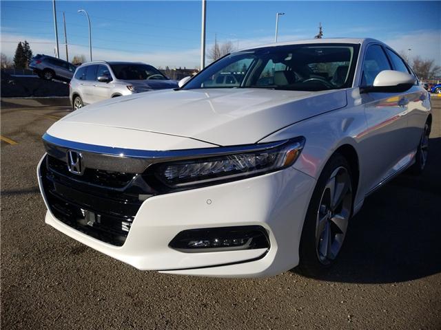 2019 Honda Accord Touring 2.0T (Stk: 2190542) in Calgary - Image 8 of 9