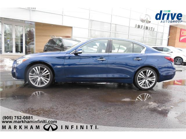 2019 Infiniti Q50 3.0t Signature Edition (Stk: K284) in Markham - Image 2 of 23