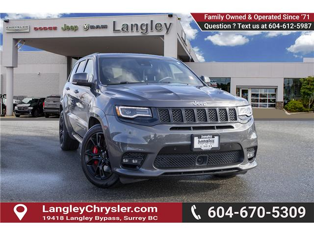 2017 Jeep Grand Cherokee SRT (Stk: EE900680A) in Surrey - Image 1 of 26