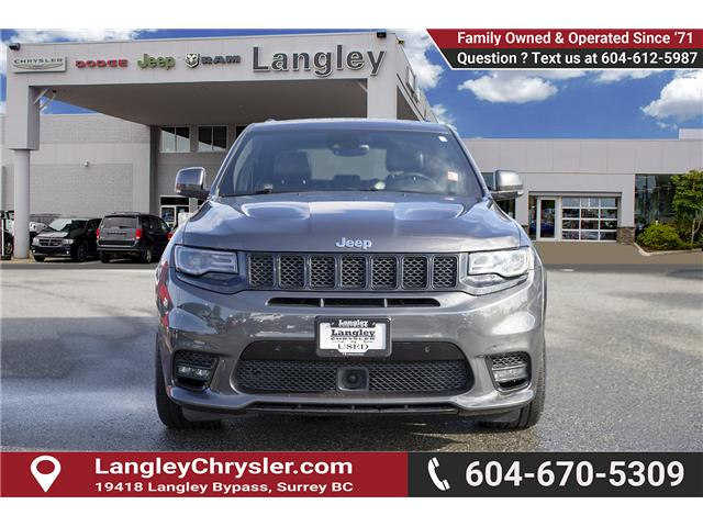 2017 Jeep Grand Cherokee SRT (Stk: EE900680A) in Surrey - Image 2 of 26
