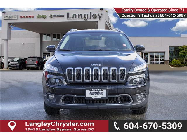 2016 Jeep Cherokee Limited (Stk: K188026A) in Surrey - Image 2 of 26