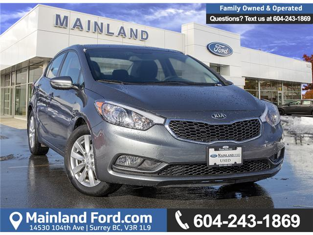 2016 Kia Forte 1.8L LX (Stk: P6127) in Surrey - Image 1 of 26
