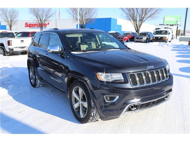 2015 Jeep Grand Cherokee Overland (Stk: 172712) in Medicine Hat - Image 1 of 29